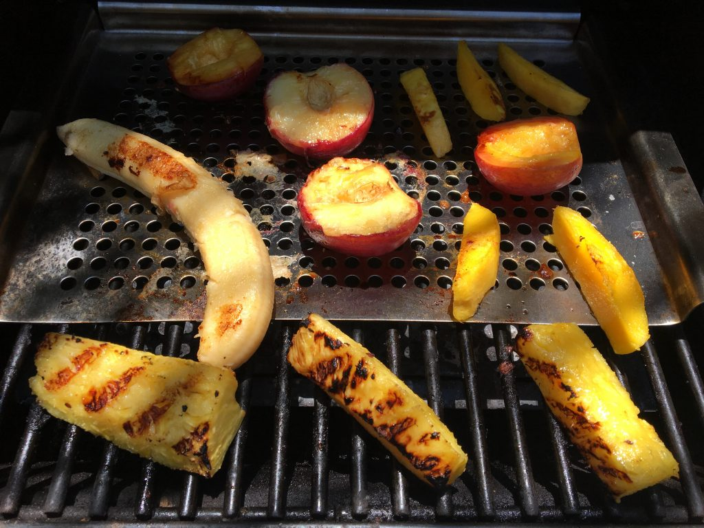 Grilled Fruit 4