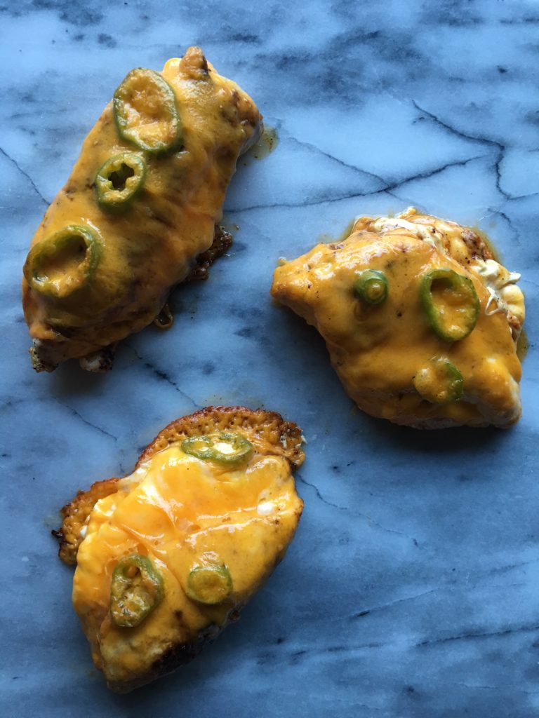 Cheesy Jalapeno Popper Chicken 2