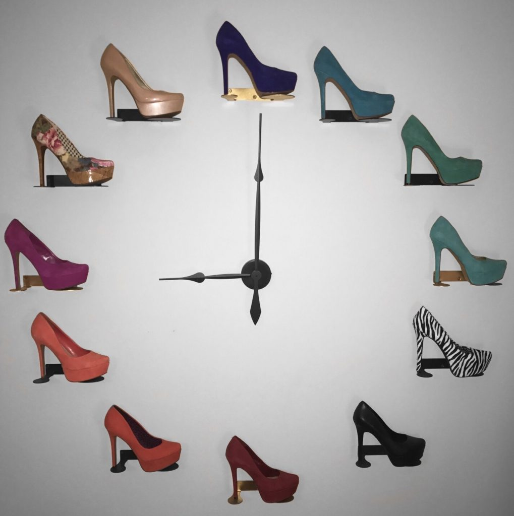Shoe Clock Main