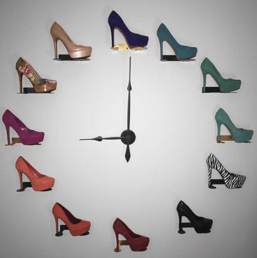 Shoe Clock Main